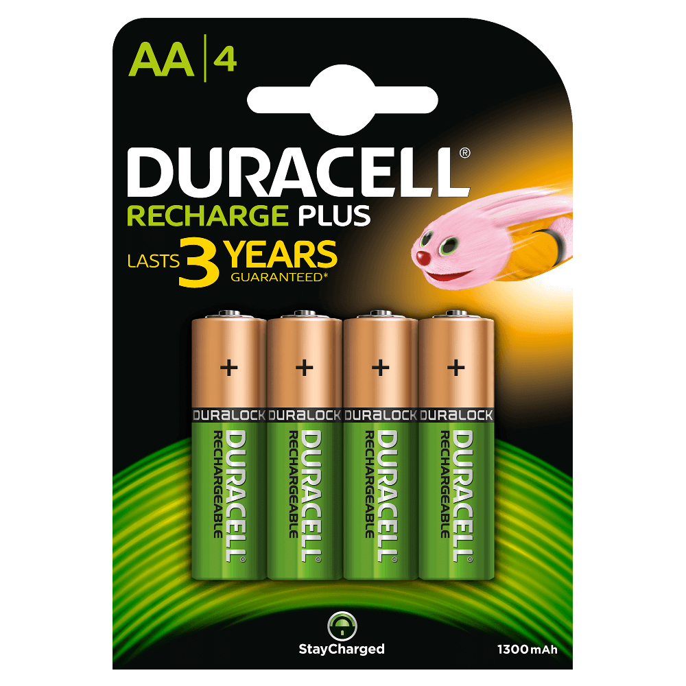 Duracell Ultra Recharge