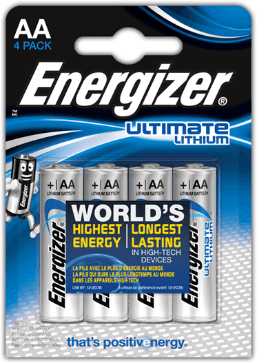 Energizer Ultimate L91 AA