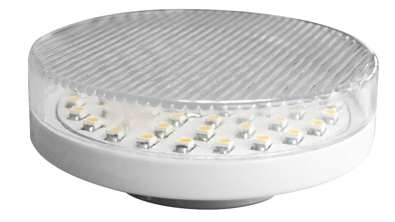 voltronic b2b shop batteriedistribution m ller licht led 5w 230v gx53 350lm 100 2700k. Black Bedroom Furniture Sets. Home Design Ideas